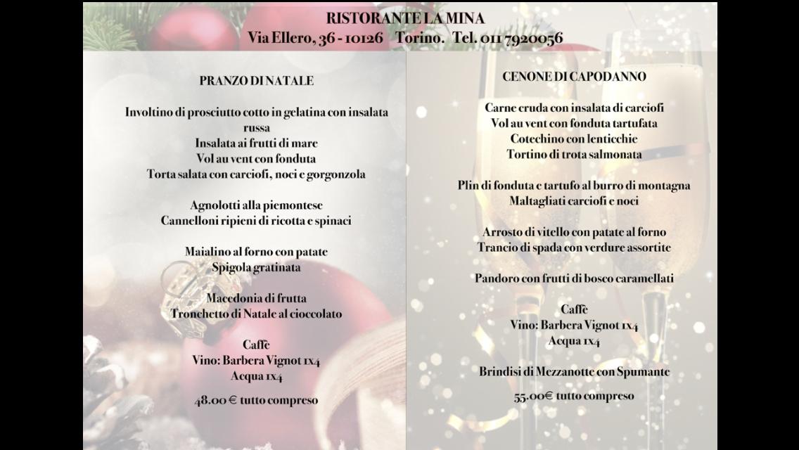 Natale e Cenone